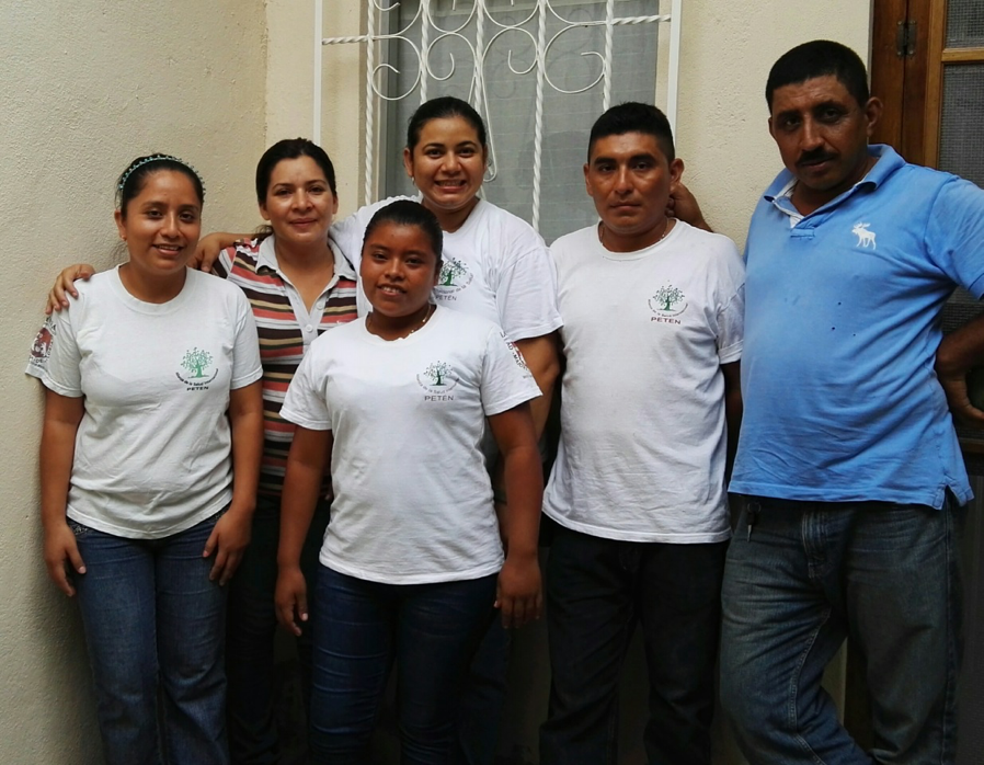 Our Guatemalan Team
